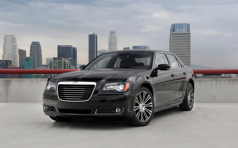 Chrysler 300C 3.6 V6, 5.7 V8, 6.1 V8, 6.4 V8
