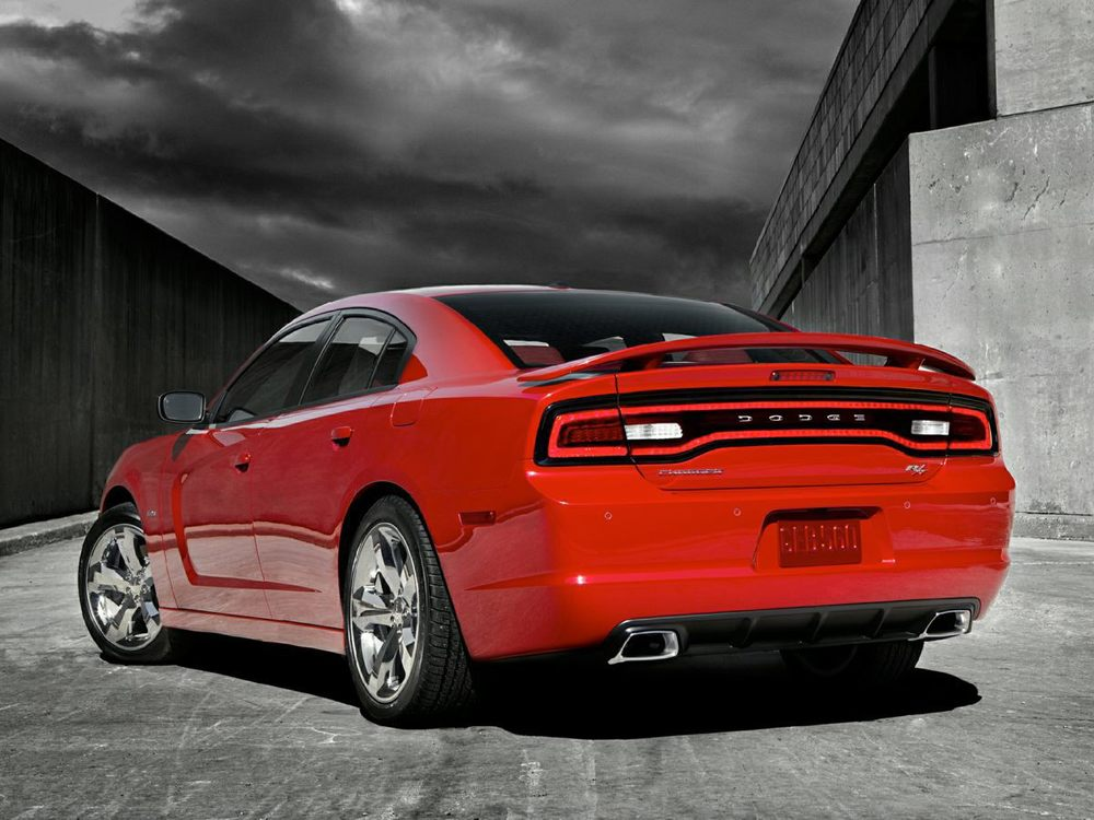 Dodge Charger 3.6 V6, 5.7 V8, 6.1 V8, 6.4 V8