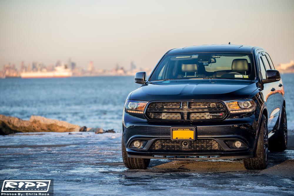 Dodge Durango 3.6 V6, 5.7 V8