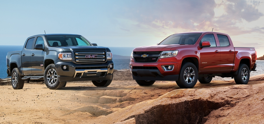 Chevrolet Colorado & GMC Canyon 3.6 V6