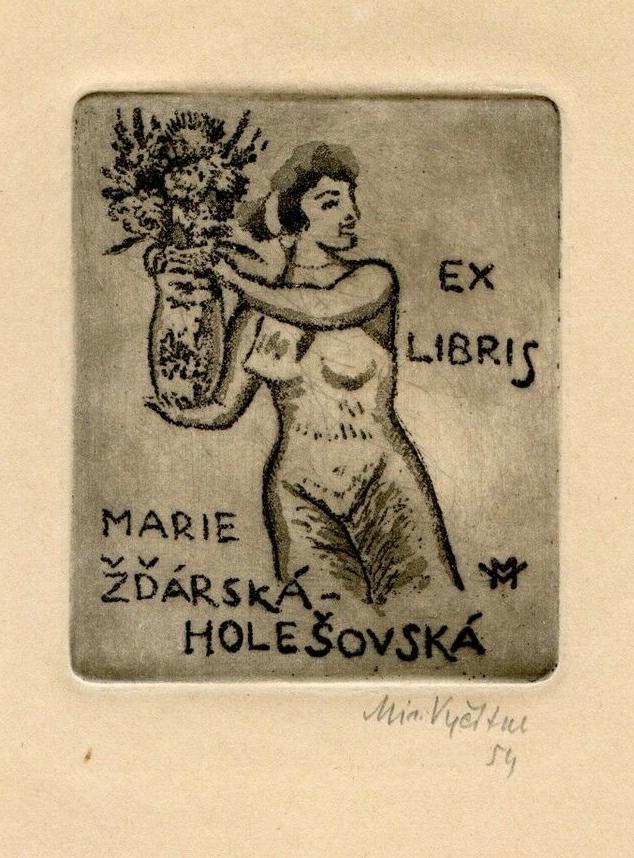 Ex Libris art