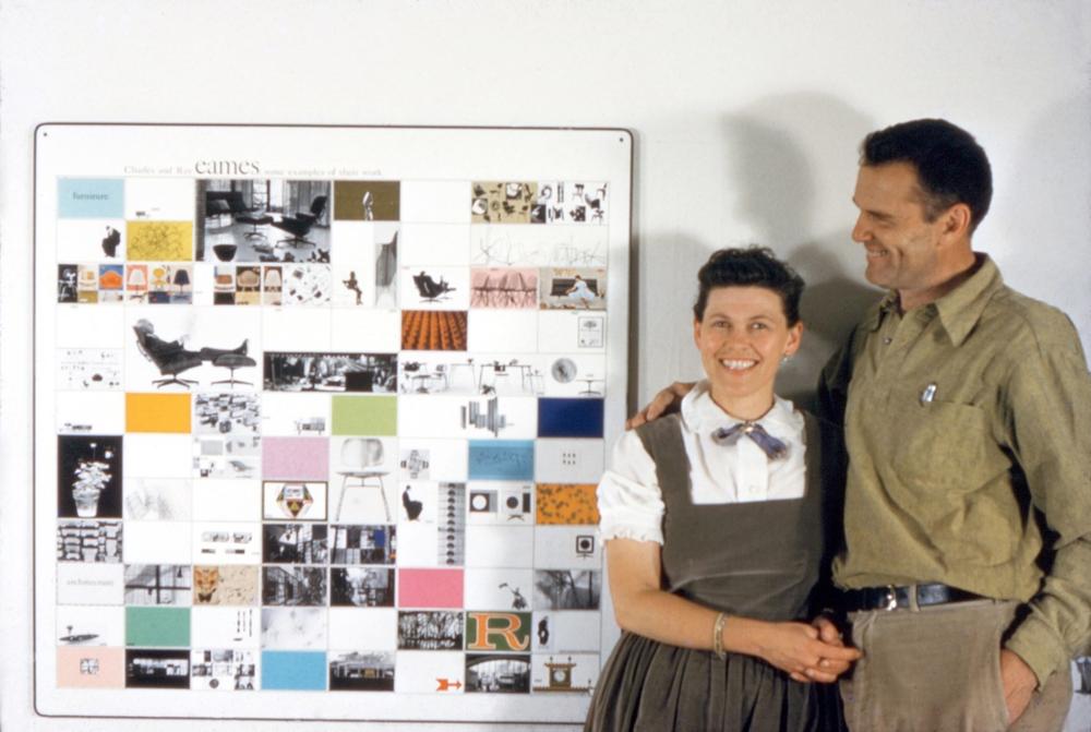 Ray + Charles Eames