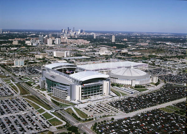NRG Stadium where Youth Gathering will be hosted.