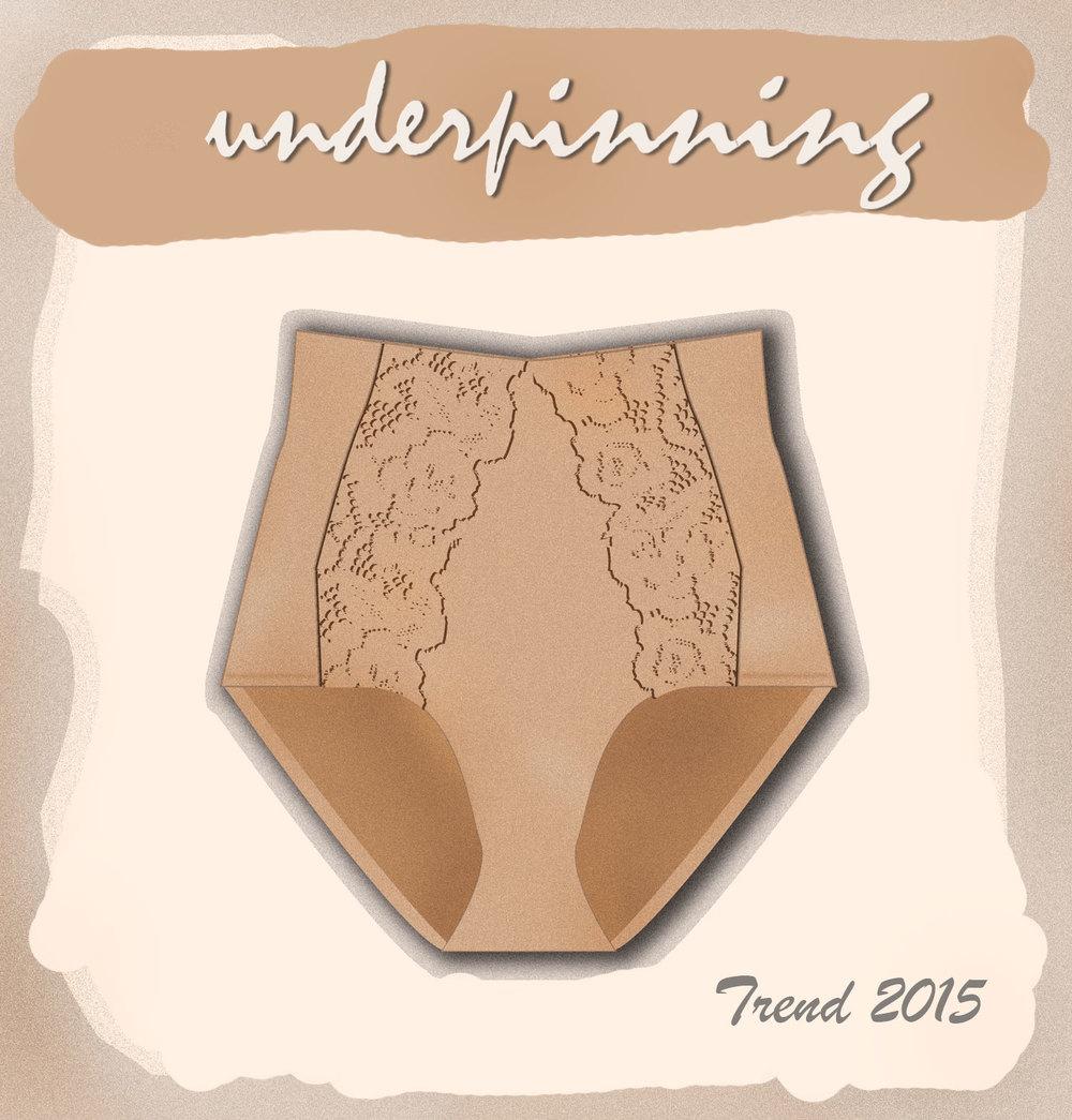 Initmate Trend 2015 CHIARIstyle Underpinnings