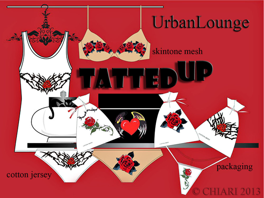 UrbanLounge Tatted Up CHIARIistyle
