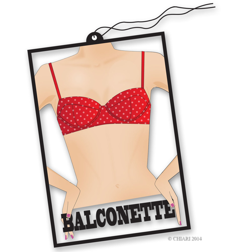 The Balconette Bra-CHIARIstyle 14