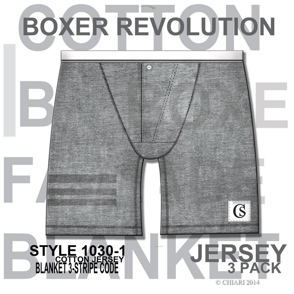 BOXER REVOLUTION: CHIARIstyle
