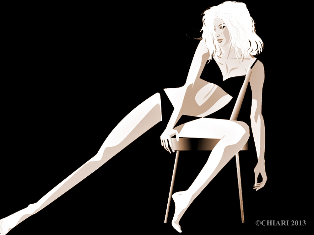 Check out Fashion Illustrations with just a click on pic