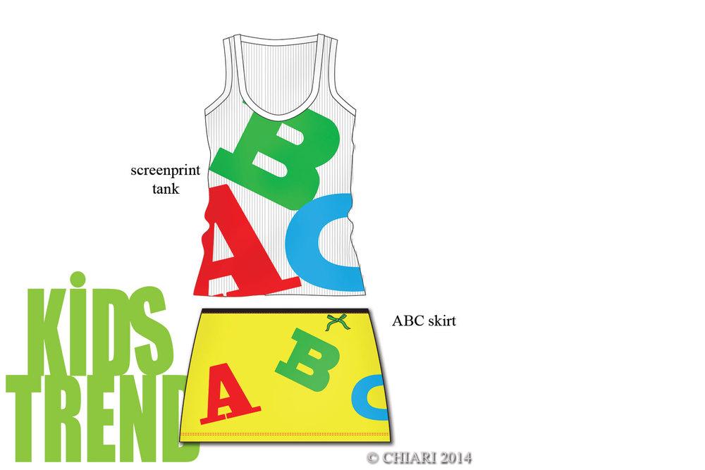 ABC style 2015 Kidswear Trend CHIARIstyle 14