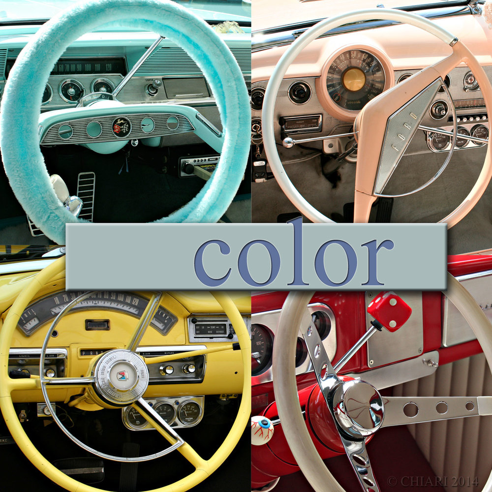 Color: CHIARIstyle Behind the Wheel