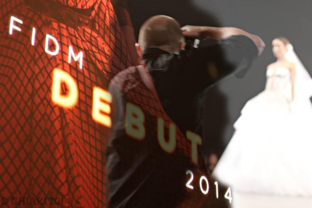 FIDM Debut Show 2014
