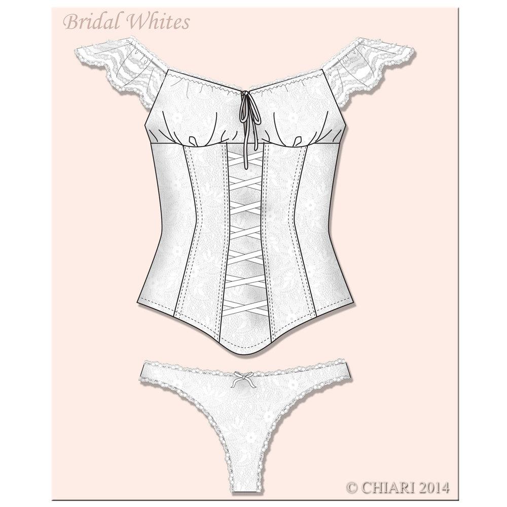 Bridal Whites CHIARistyle 14