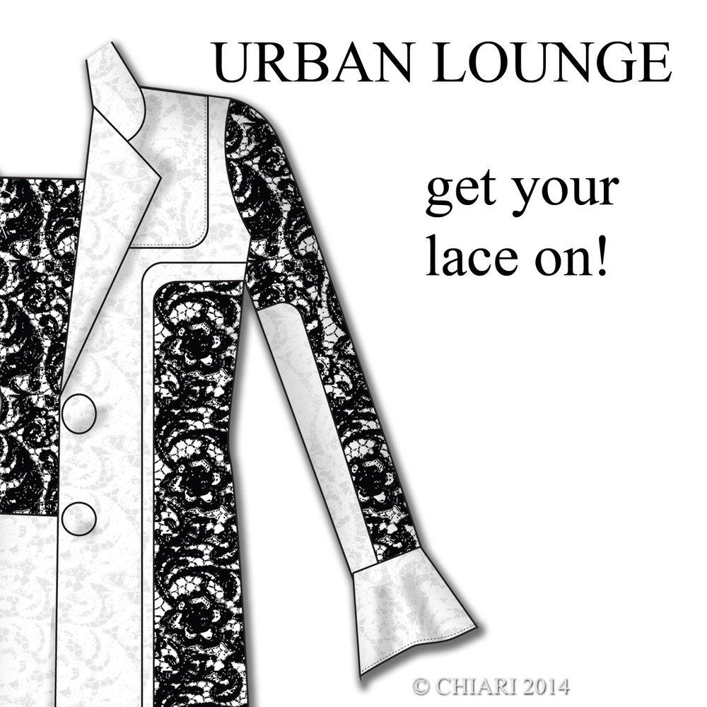 Get your lace on in the lounge CHIARIstyle14