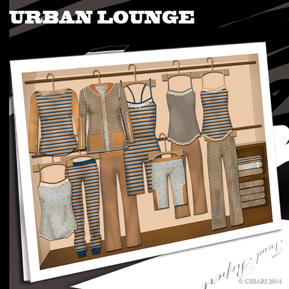 Concept Design Urban Lounge CHIARIstyle 14