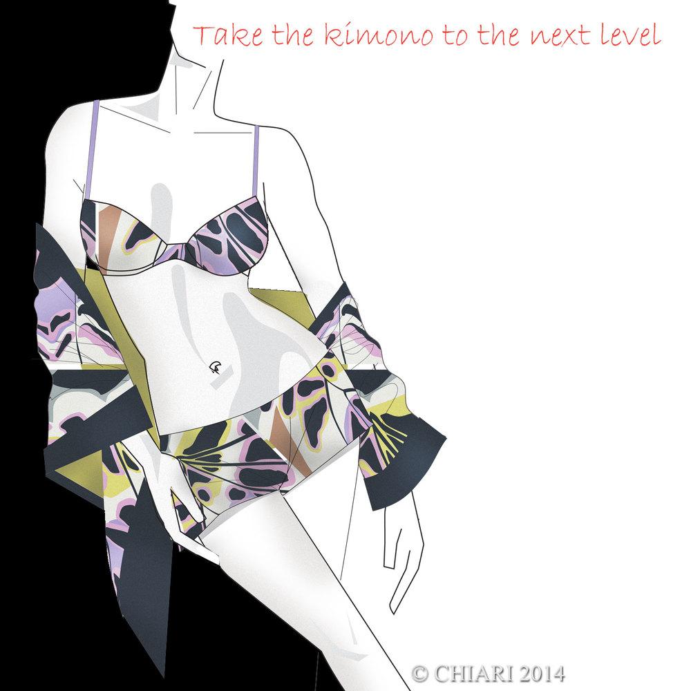 The KIMONO CHIARIstyle 14