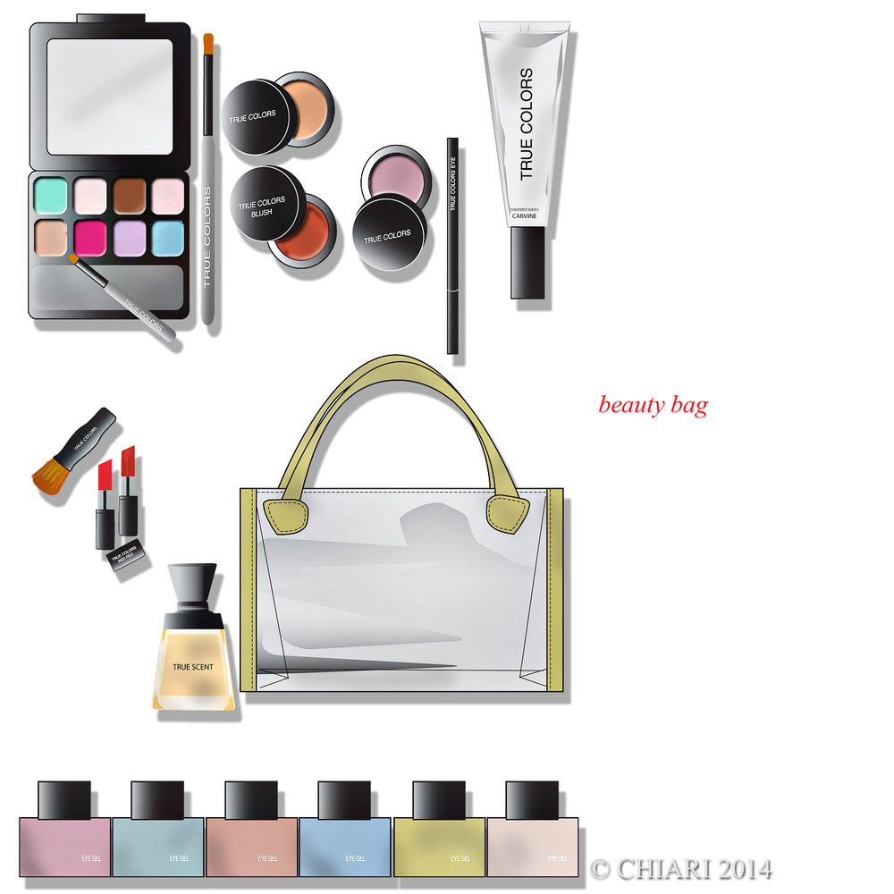 beauty bag CHIARIstyle 14
