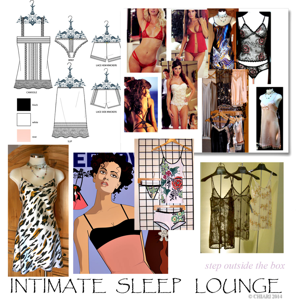 Intimate Sleep Lounge CHIARIstyle