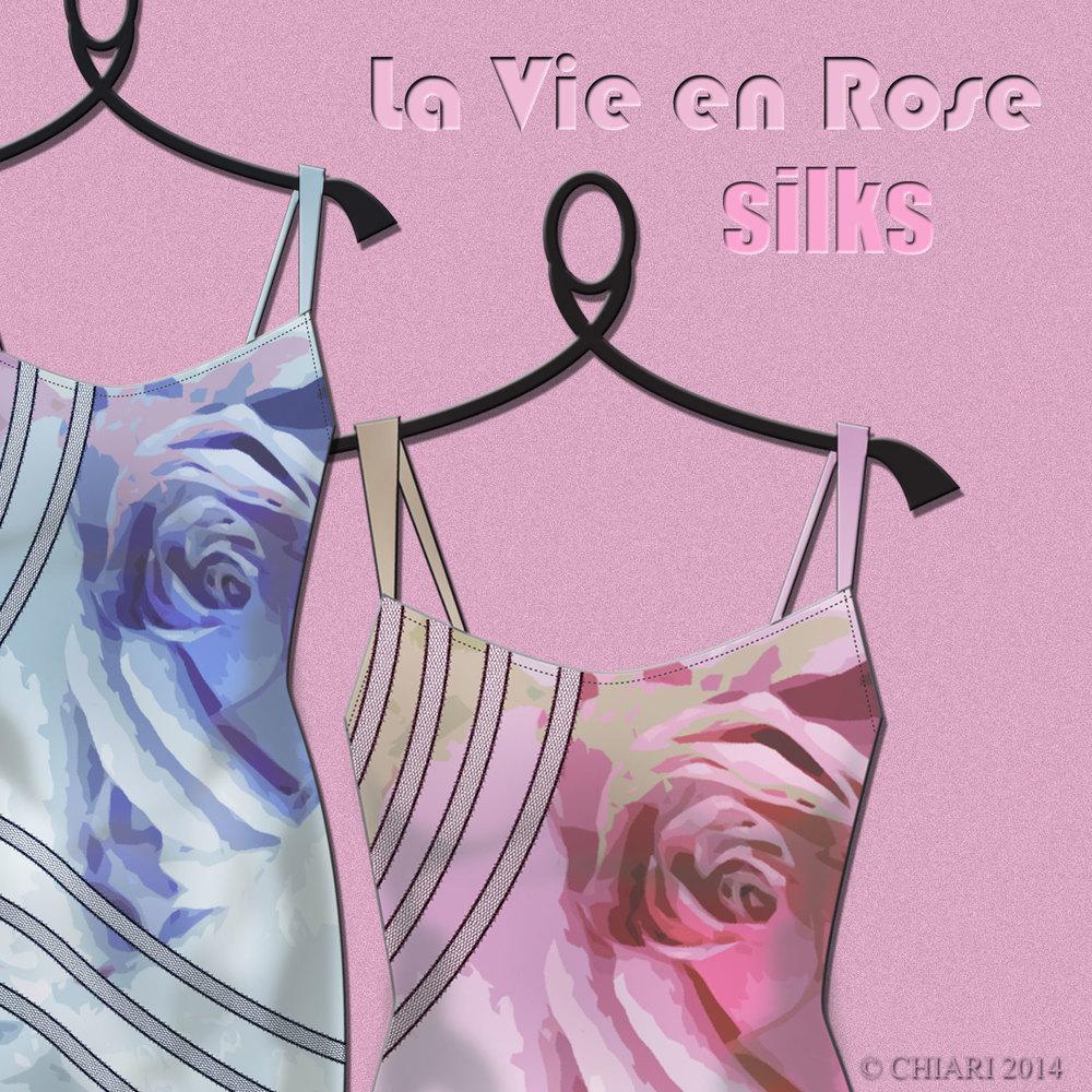 La Vie En Rose Silks Chemise CHIARIstyle 14