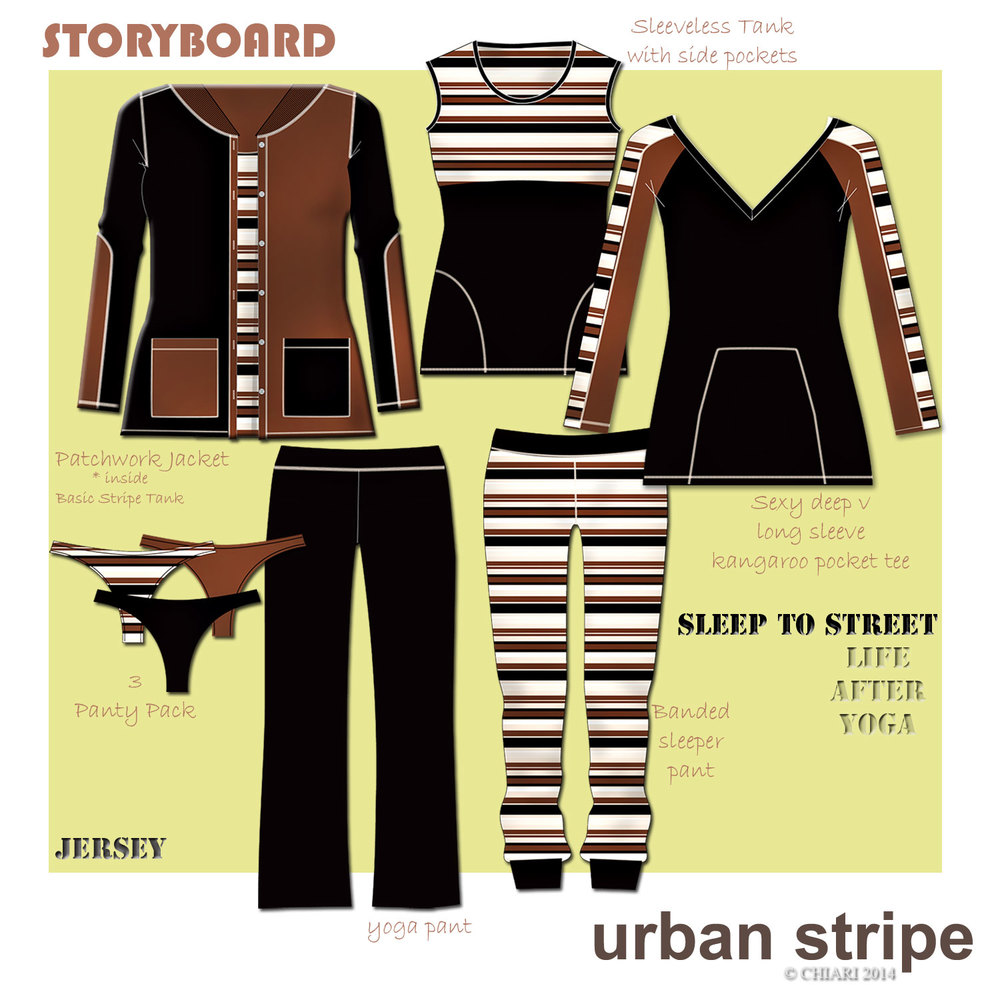 Urban Stripes CHIARIstyle 14