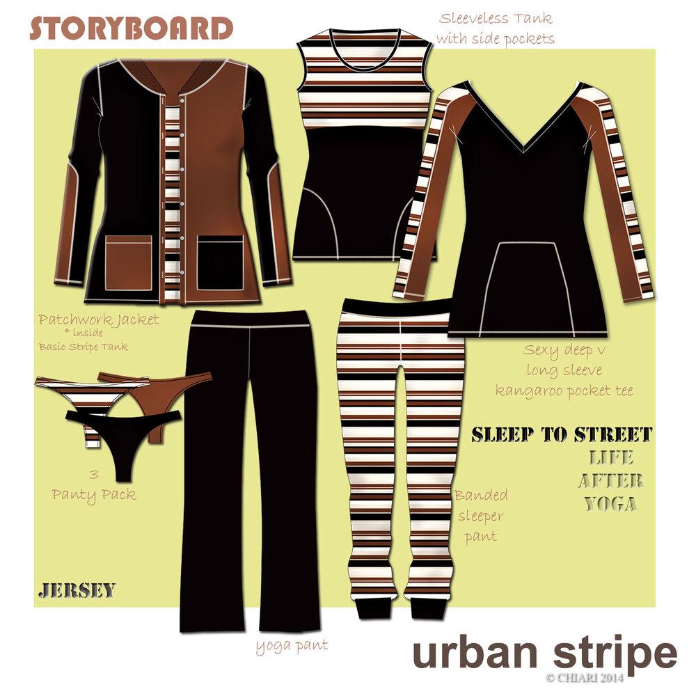 Urban Stripes CHIARIstyle 14