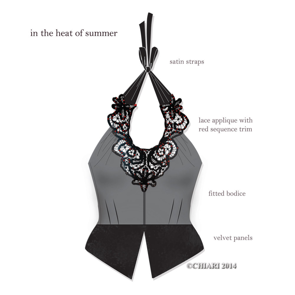 In the Heat of Summer Camisole CHIARIstyle