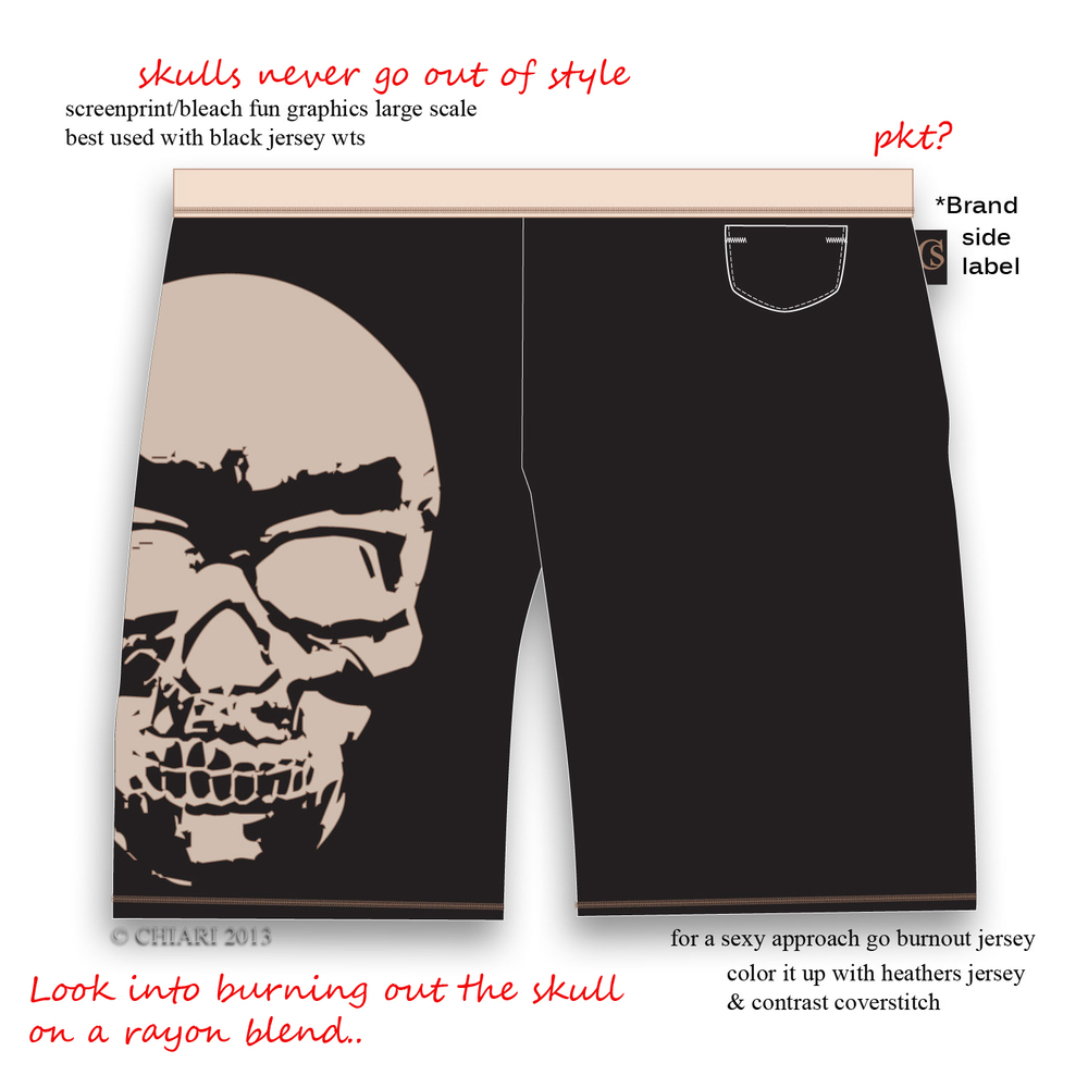 Boxer Revolution go to the Skulls CHIARIstyle