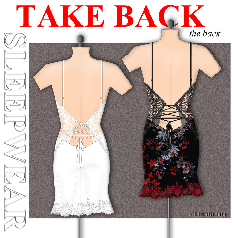 Take Back the Back CHIARIstyle 14