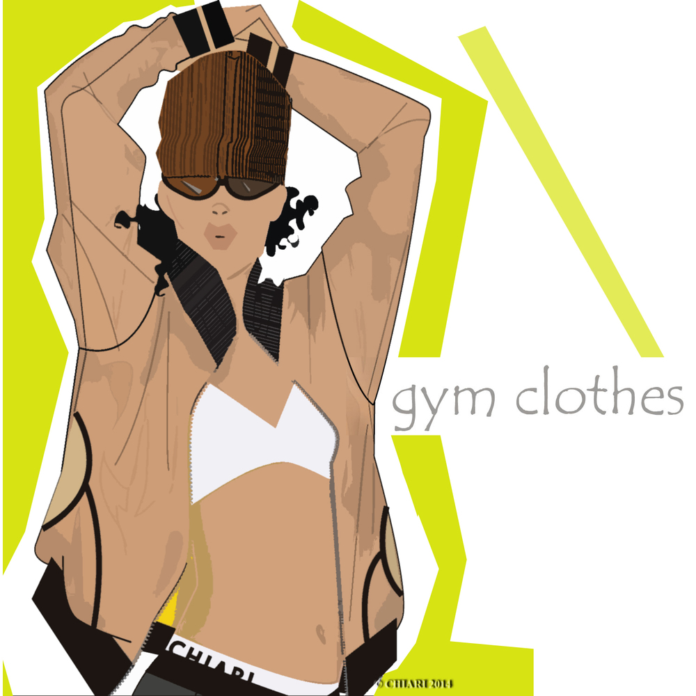 Gym Clothes CHIARIstyle 14