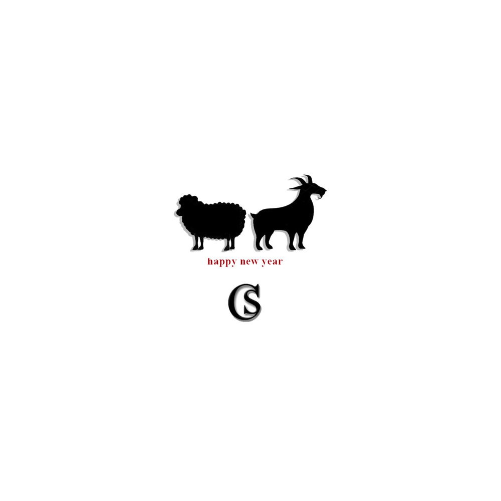Happy New Year 2015 Year of the Sheep or is it the Goat?