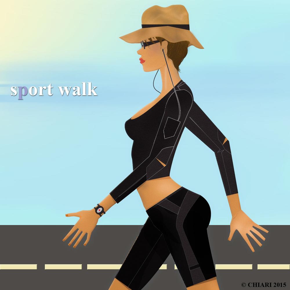 Sport Walk CHIARstyle 15