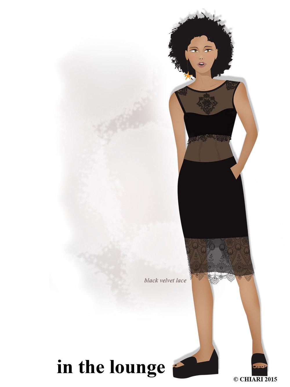 Black Velvet CHIARIstyle