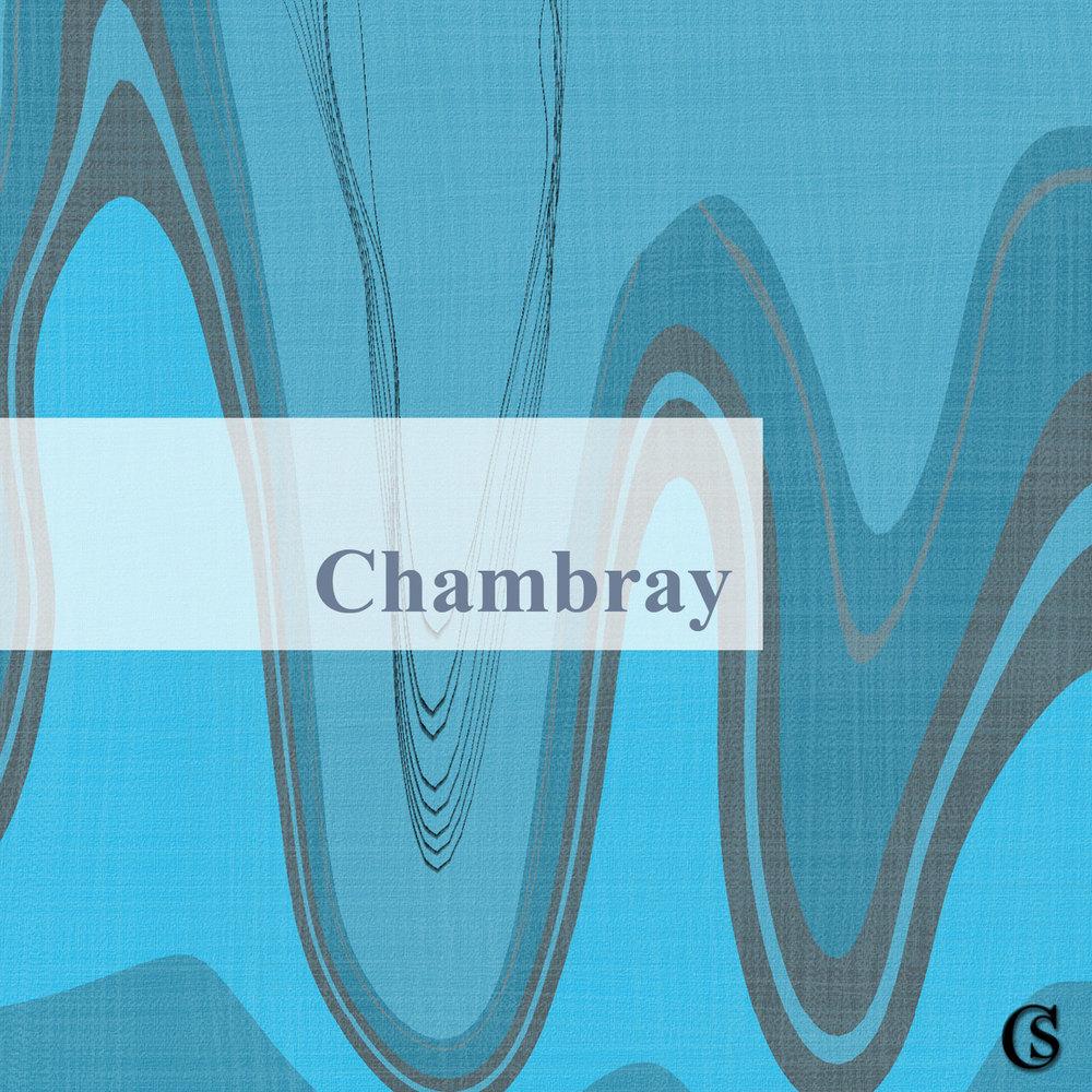 Chambray Print