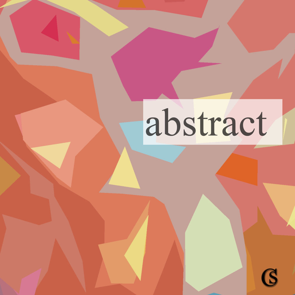 Abstract Print Design