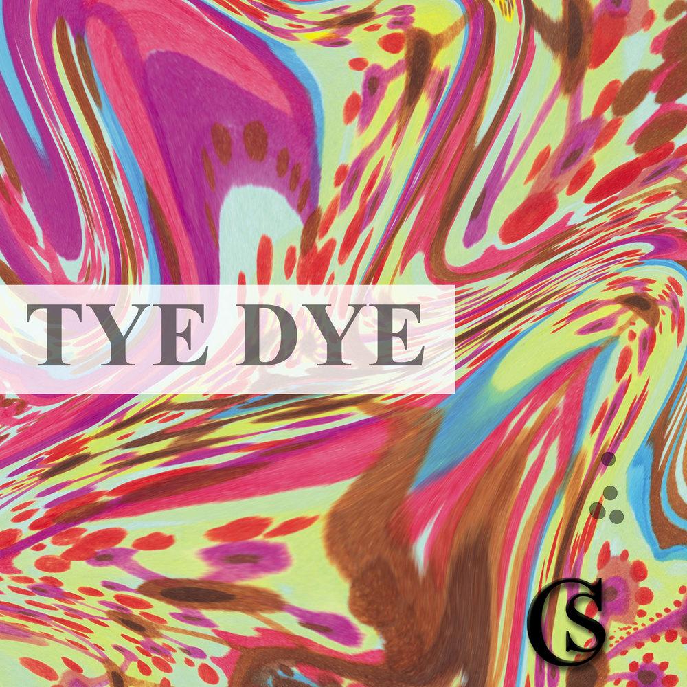 Tyle Dye Print