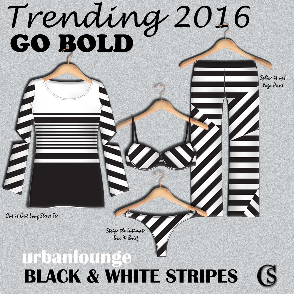 Go Bold with stripes for Resort 2016 CHIARIstyle