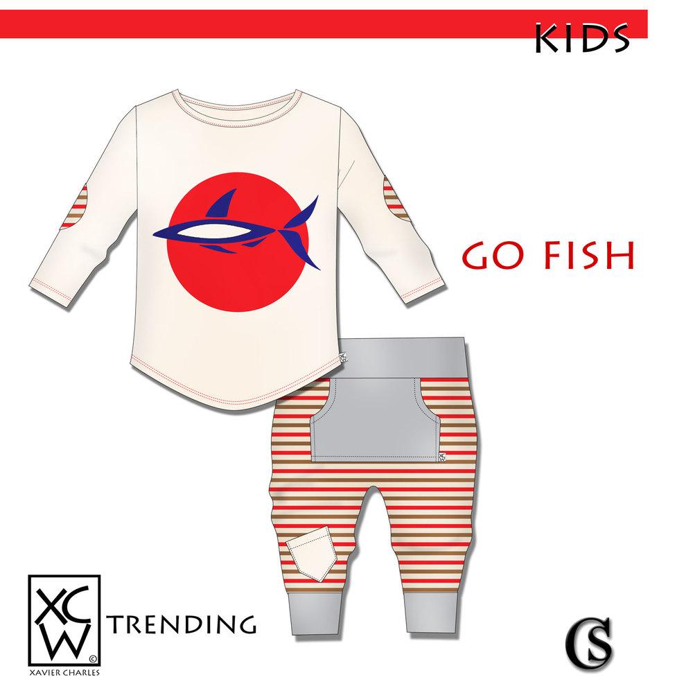 XCW Go Fish CHIARIsyle 15