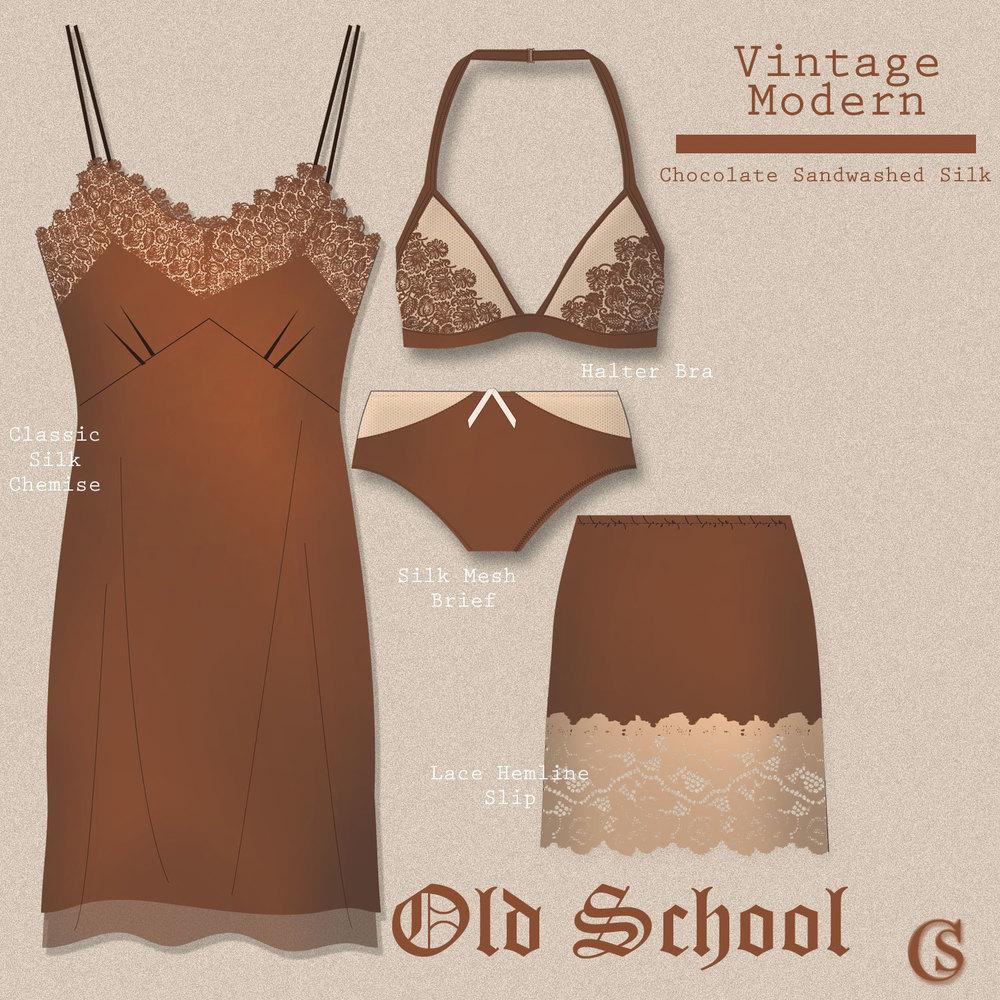 Vintage Modern: Old School CHIARIstyle 15