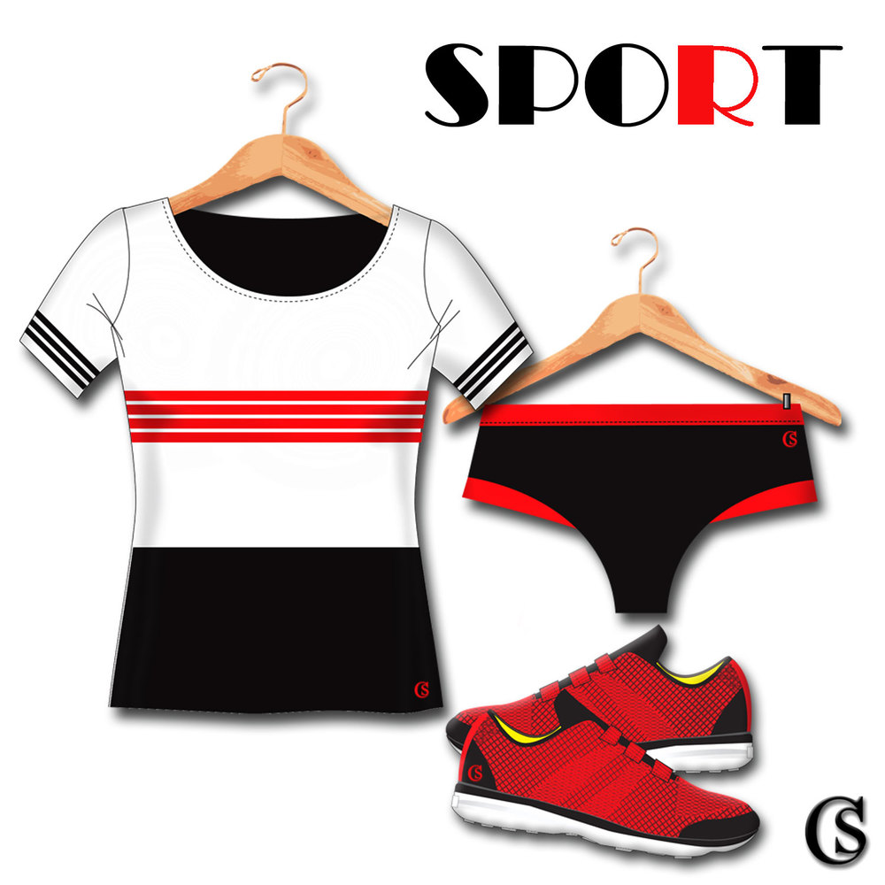 SPORT the Red CHIARIstyle