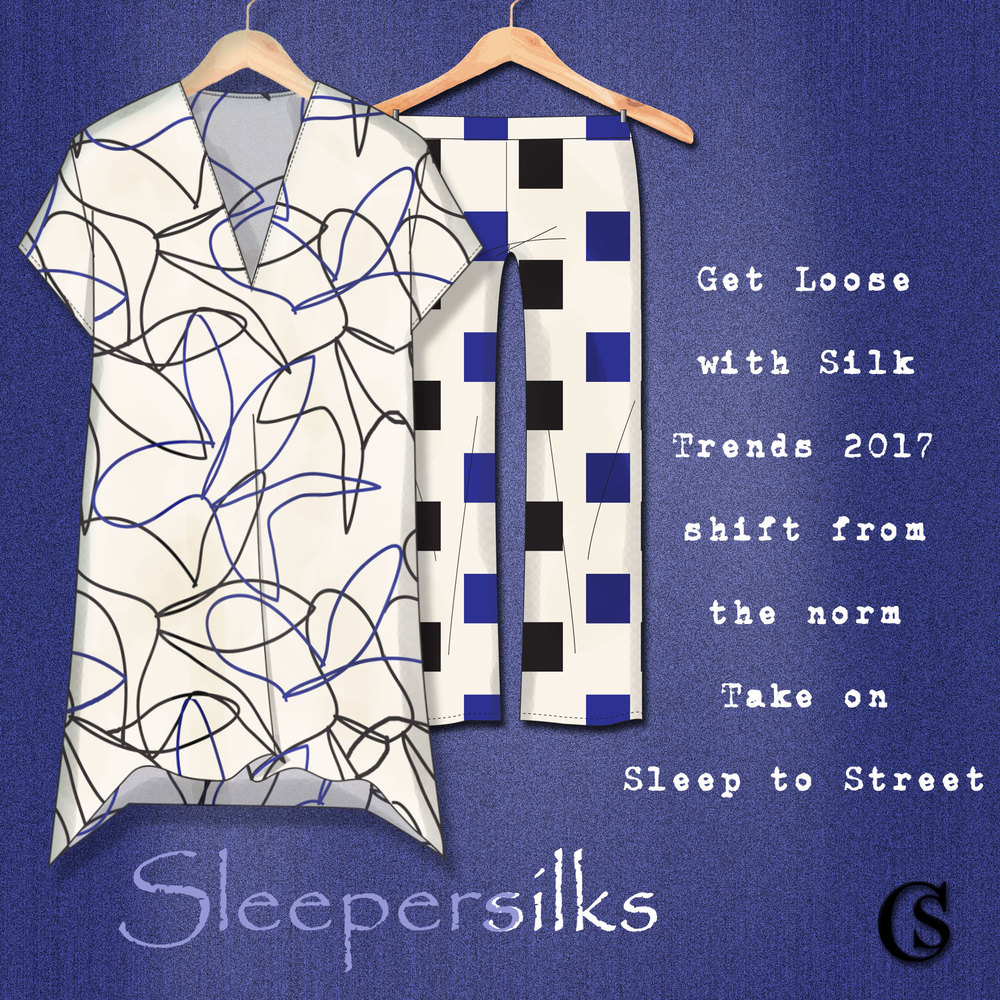 Sleeper Silks CHIARIstyle