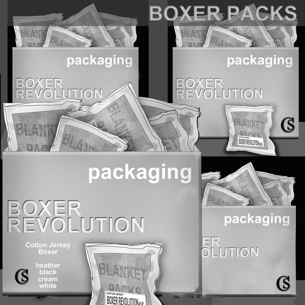 Boxer Revolution Pack the Box CHIARIstyle