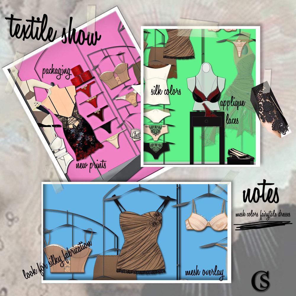 Textile Notes CHIARIstyle