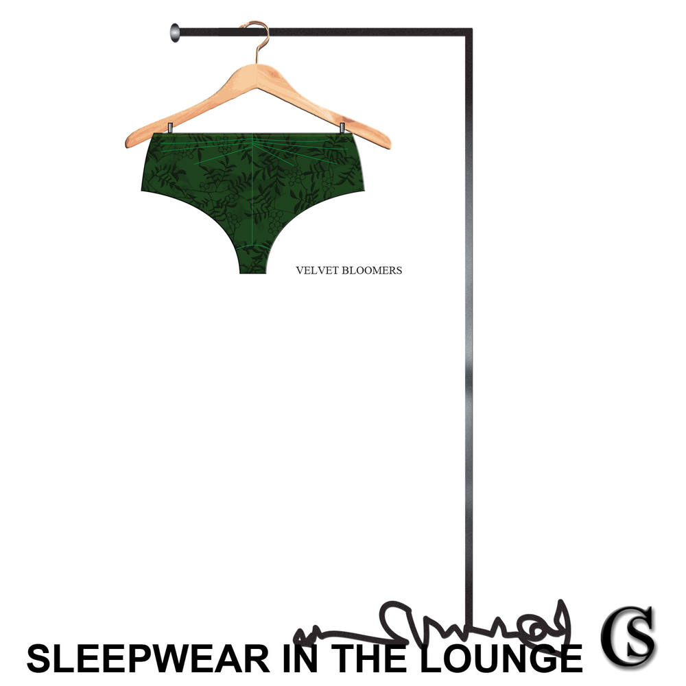 Sleepwear in the lounge CHIARIstyle