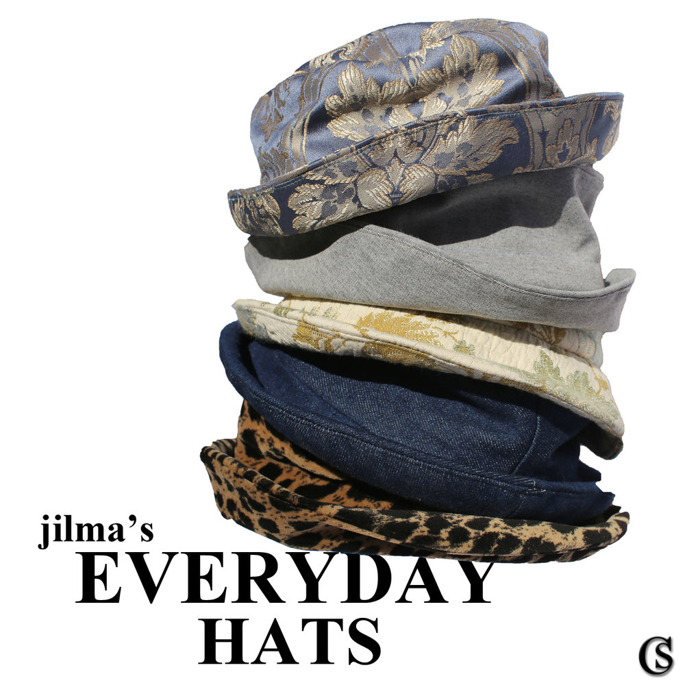 shop the everyday hat CHIARIstyle