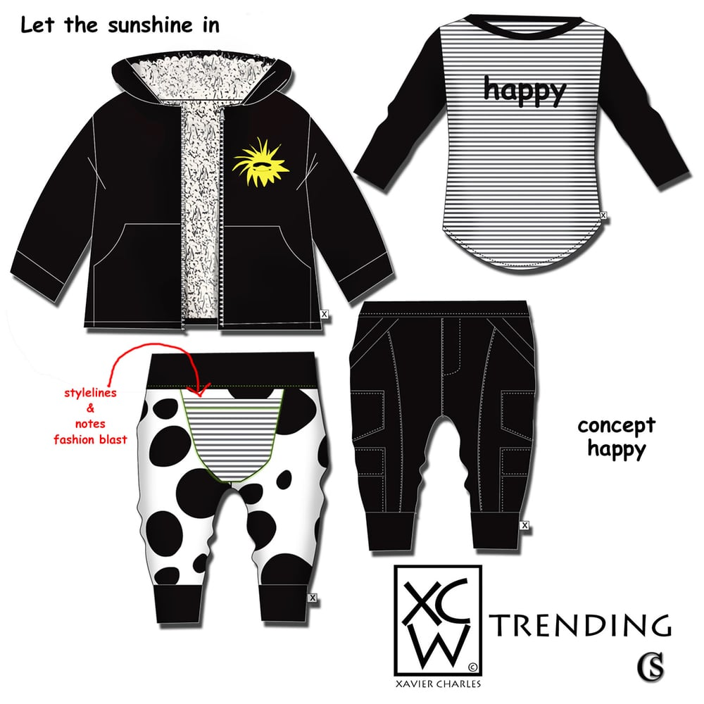 let the sunshine in kids wear trends CHIARIstyle 2016