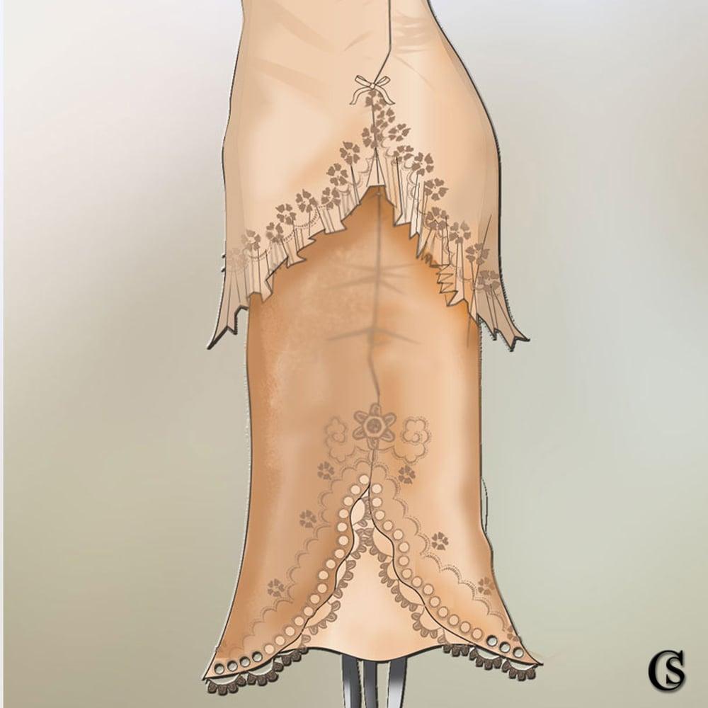 Vintage skirt CHIARIstyle