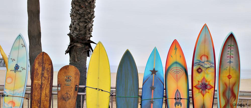 Huntington Beach Vintage Board Show CHIARIstyle 2016
