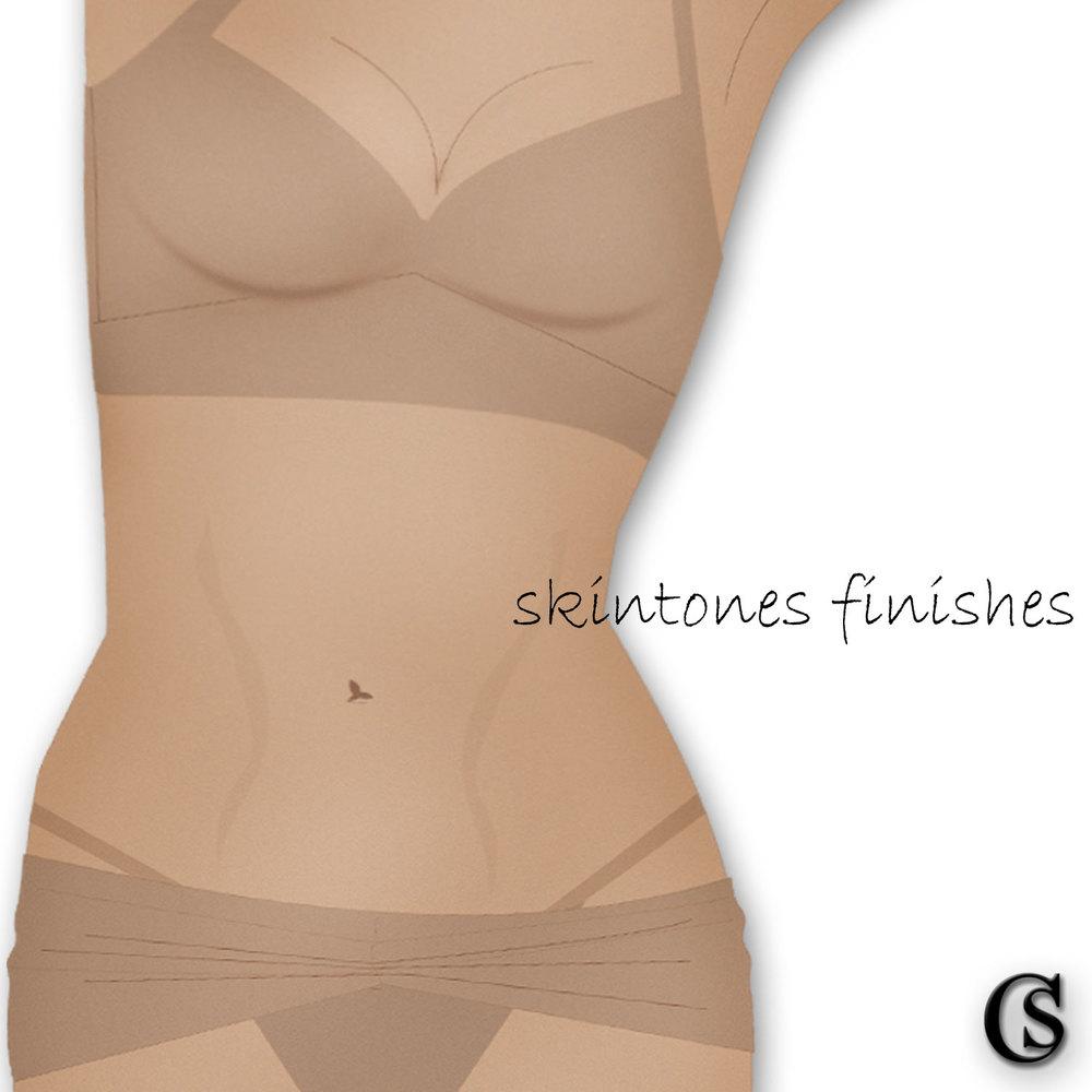 Skin tone CHIARIstyle