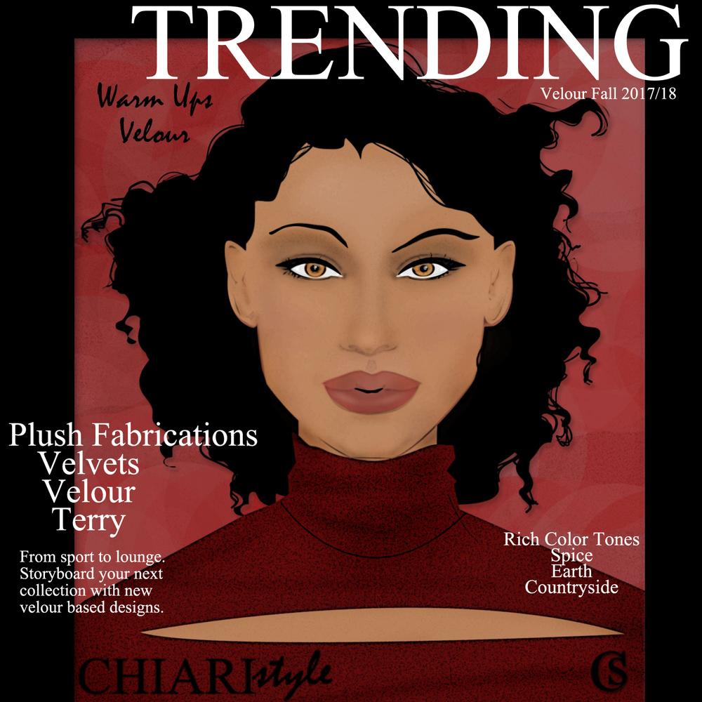 Trending Velour CHIARIstyle