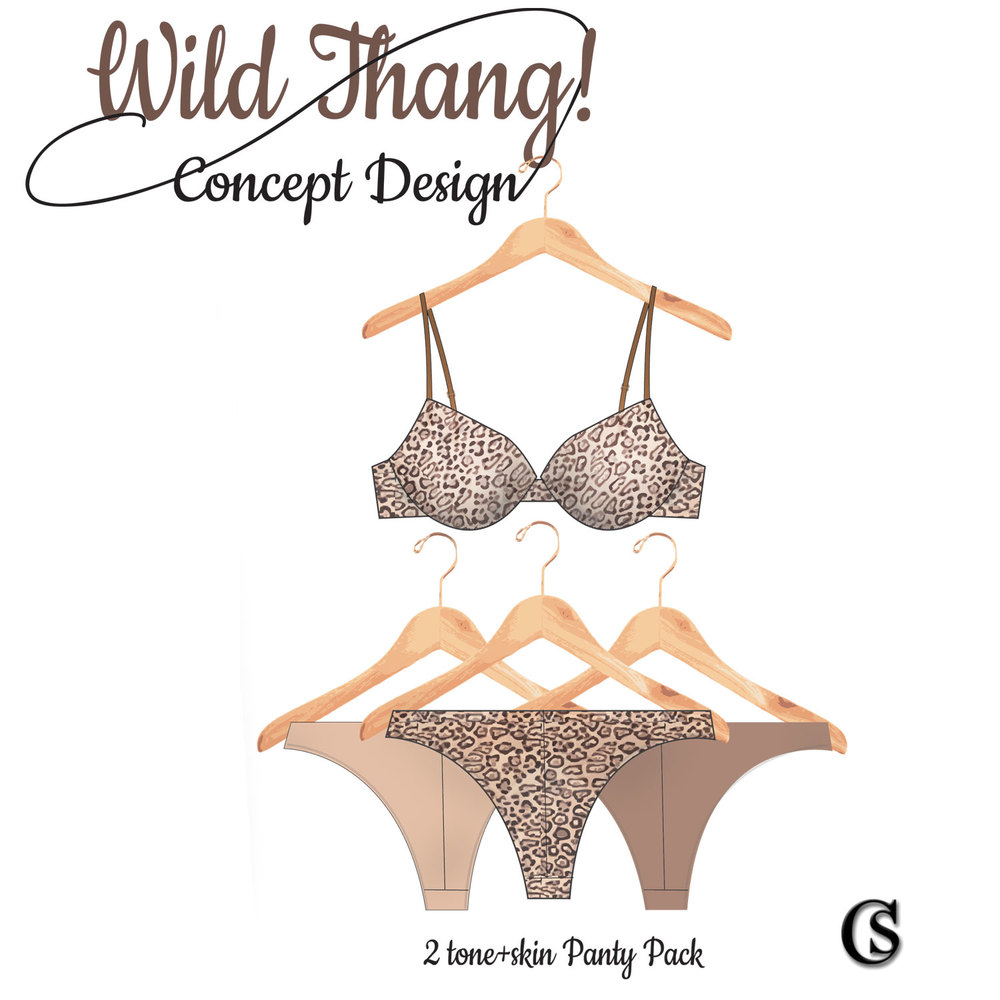 Concept design wild thang chiaristyle for Wild design