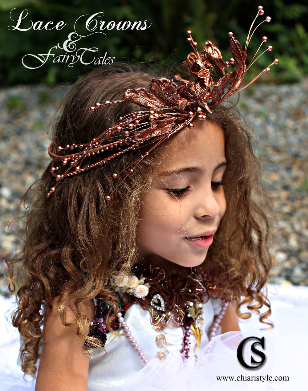 Lace Crowns and Fairy Tales CHIARIstyle